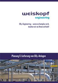 Weiskopf Engineering Broschüre